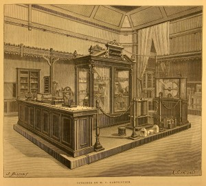 Carpentier Display