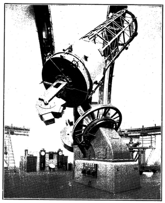 The Plaskett Telescope, 1918