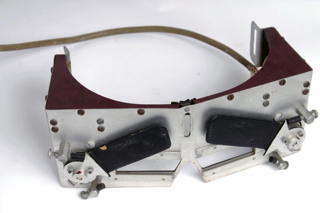 Visual Occlusion Goggles