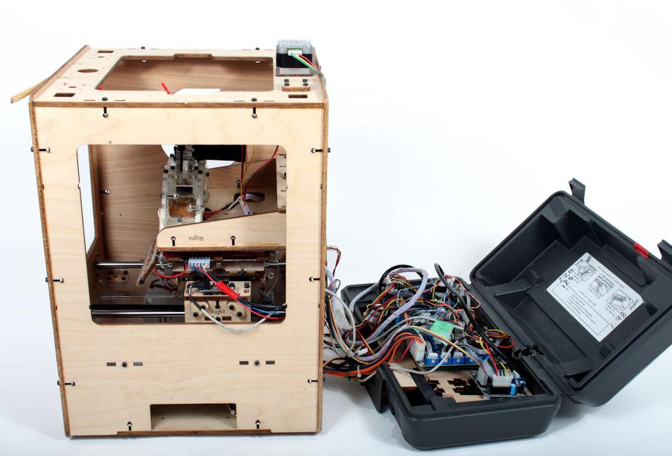 Thing-O-Matic Makerbot 3D Printer