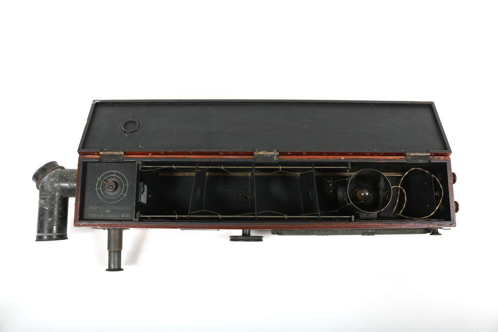 Photometer Interior