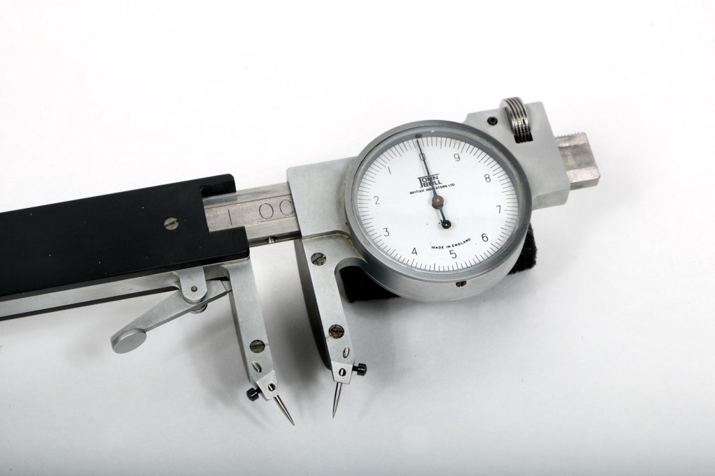 Vernier Calipers - Detail